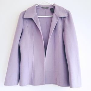 Liz Claiborne Two Sided Wool Blend Jacket
